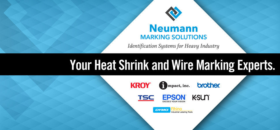 your heat shrink and wire marking experts