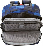 "Block Navy 19"" Rolling Backpack"