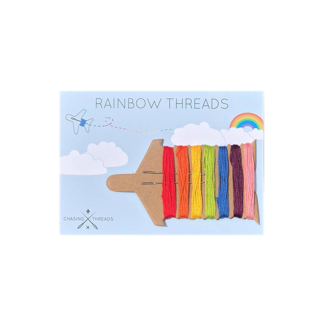 Chasing Threads - Rainbow Threads