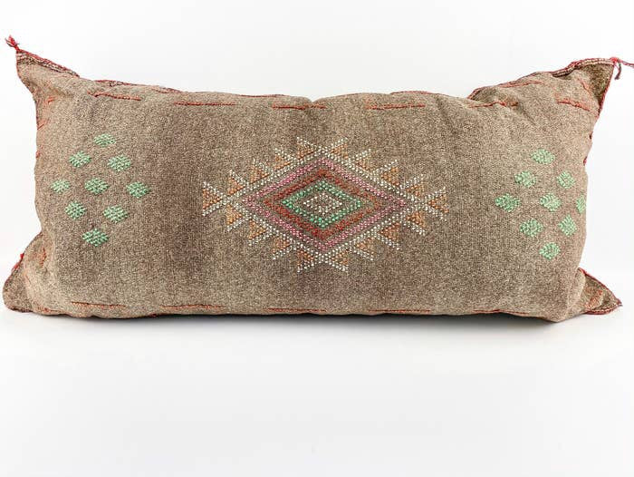 Extra Large Brown Silk Sabra Cover
