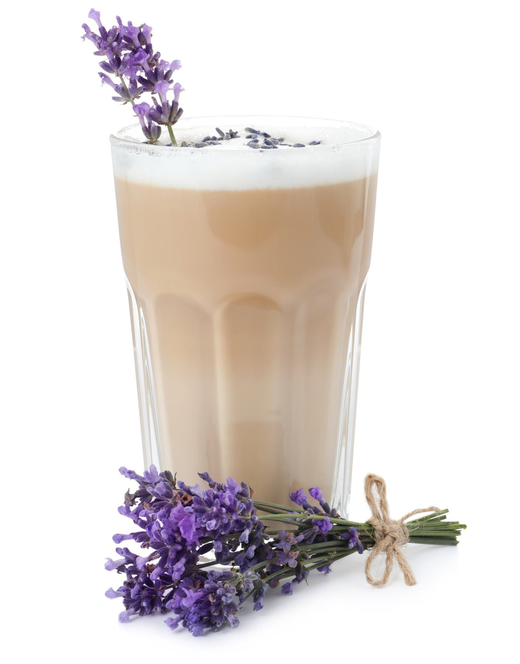Honey Lavender Latte