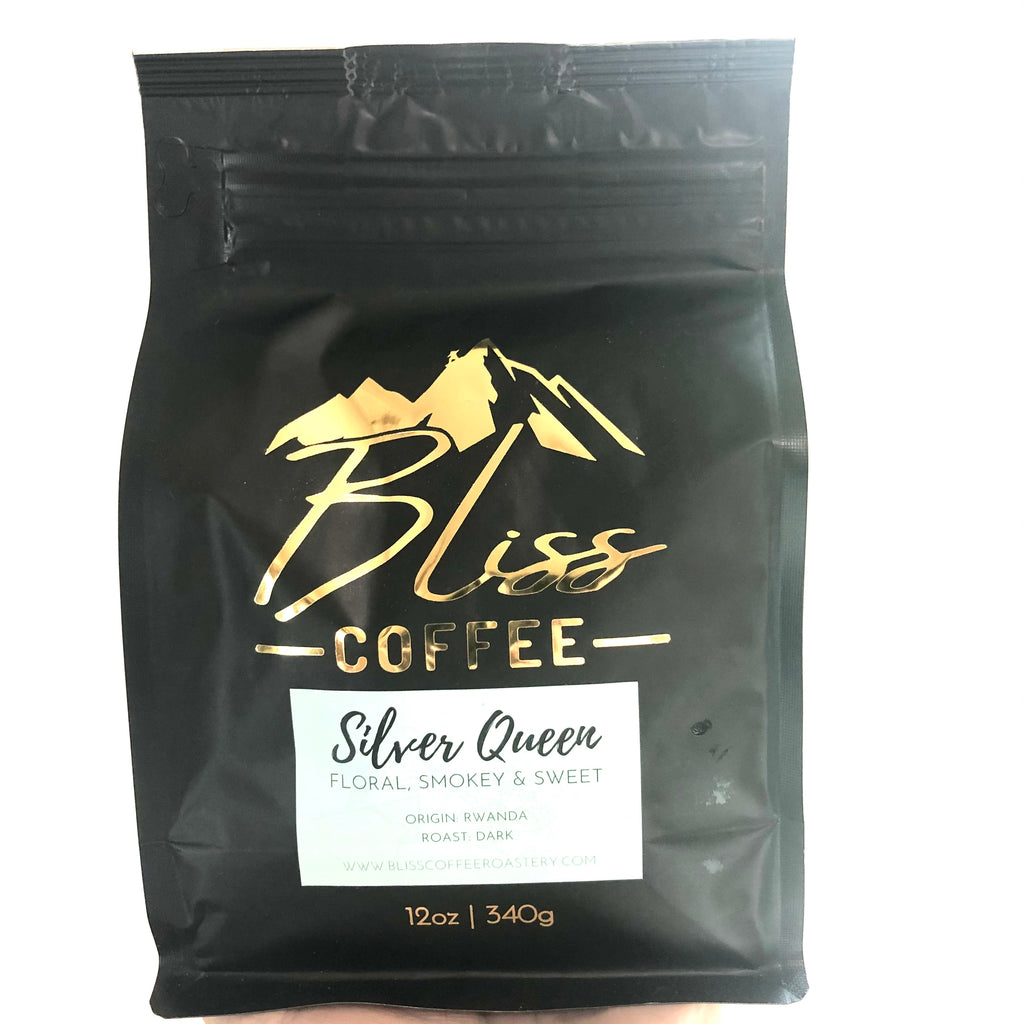Bliss Silver Queen Coffee Bag [Ground]