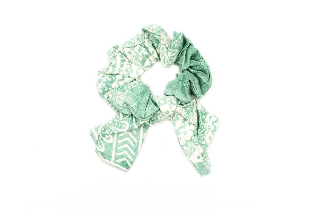 Sidari Scrunchies with Bow