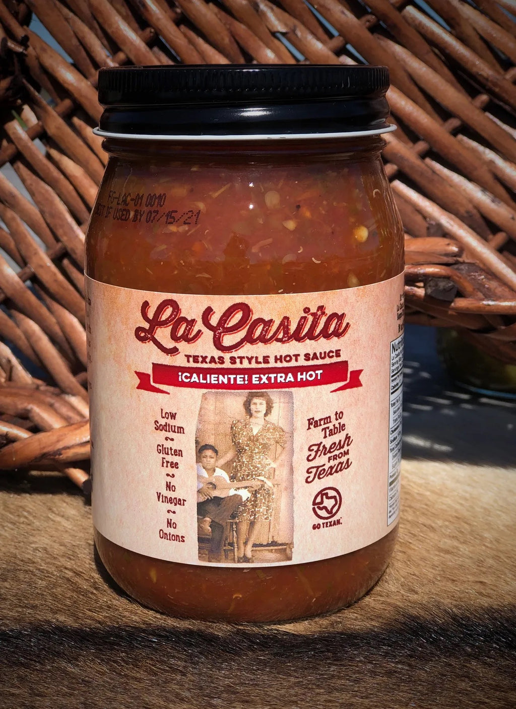 La Casita Hot Sauce™ Caliente Extra Hot
