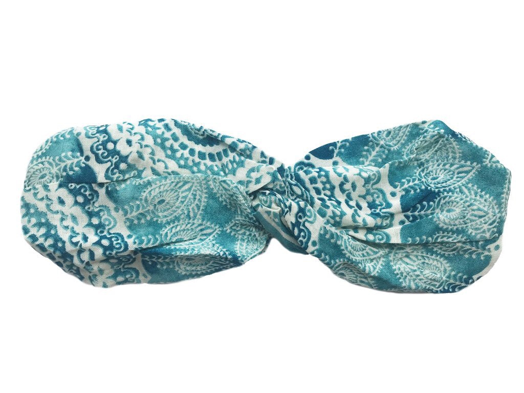 Catalina Island Twist Headband