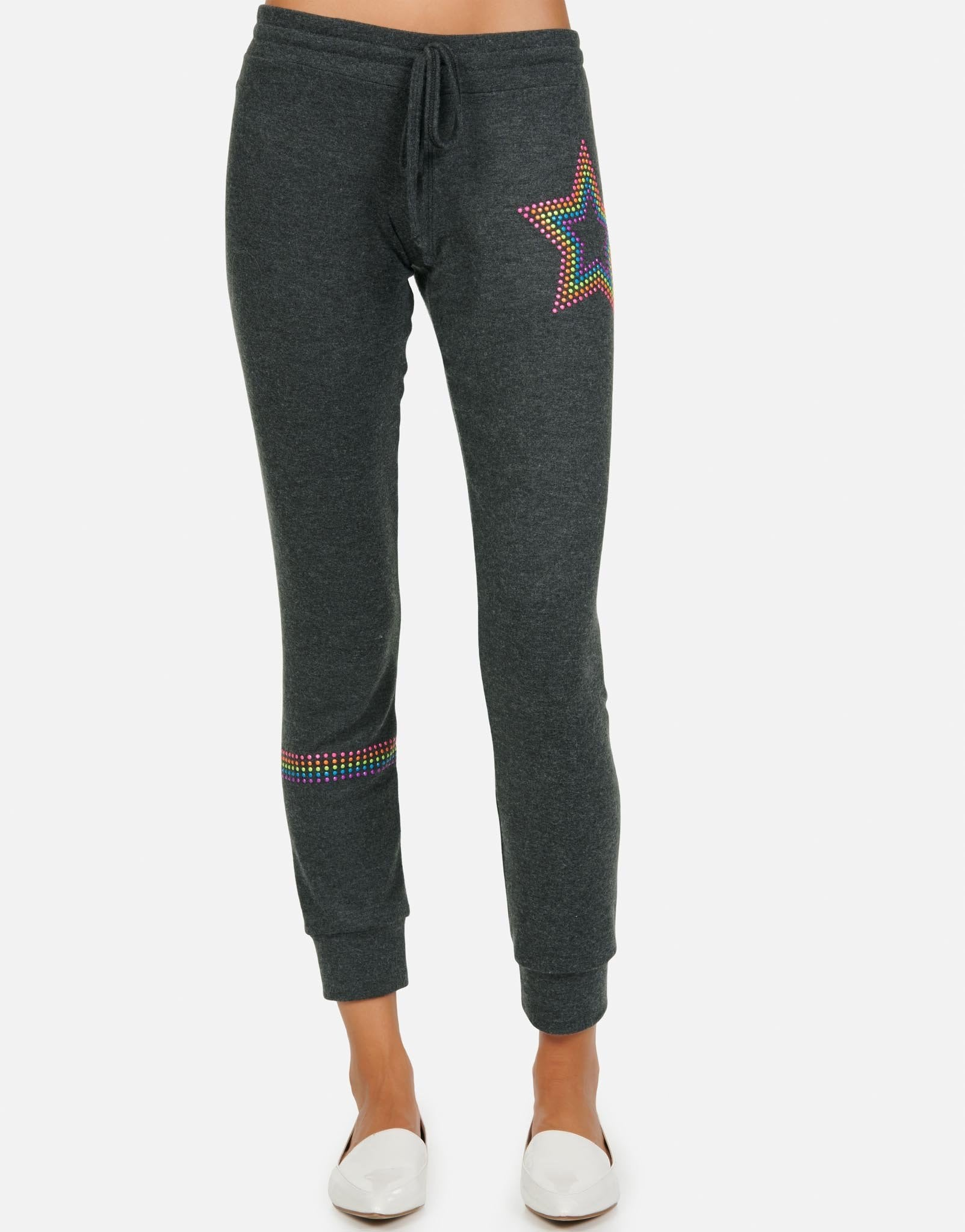 Star Leg Sweatpants