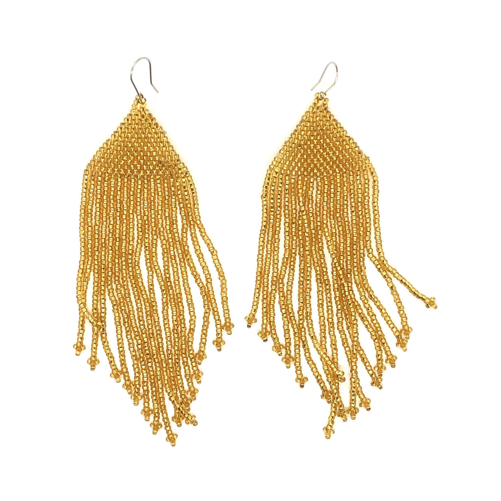 Luxor Fringe Earrings