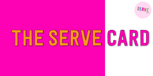 The SERVE Card