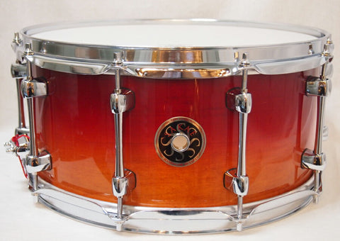 Sakae Snare Drum Righty Halo - (Ample Fade)