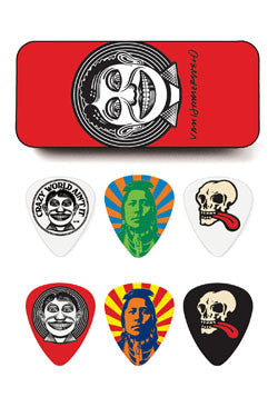 Jim Dunlop JVHPT01M JOHNNY FACE PK TIN-EA