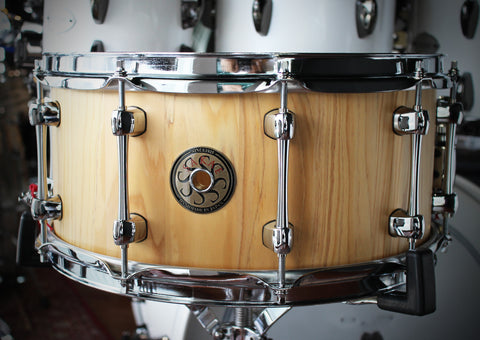 "Sakae Snare Drum 14"" x 6.5"" (Japanese Cypress)"