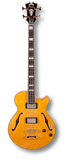 D'Angelico EX-BASS - Natural (Gold hardware)