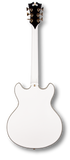 D'Angelico EX-DC - White (Gold hardware)