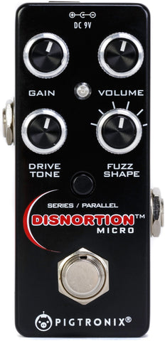Pigtronix Disnortion Micro