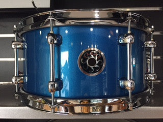 Sakae Snare Drum Righty Halo - (Lake Placid Blue)
