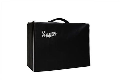 Supro Amp Cover 1x10 Black
