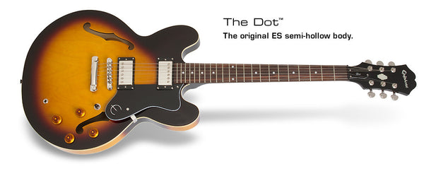 Epiphone Dot Hollowbody (Sunburst)