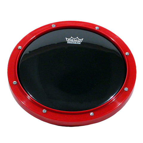 "Remo RT-0006-58 6"" Red Tunable Practice Pad"