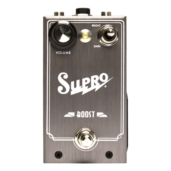 "Supro 1303 ""Boost"" Pedal"