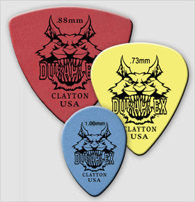 Clayton Duraplex Picks