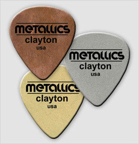 Clayton Metallics picks