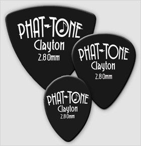 Clayton Phat-Tone Picks