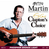Eric Clapton Martin Acoustic Guitar Strings