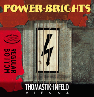 Power-brights regular bottom Electric Strings - .010 - .045