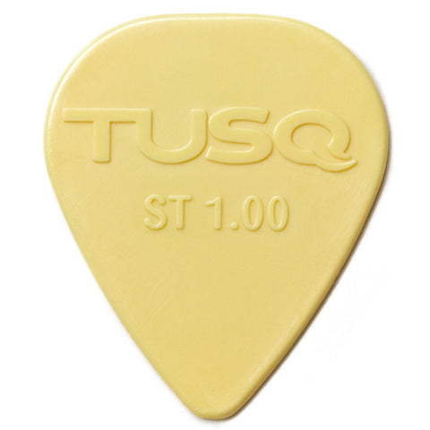 TUSQ Standard Pick 1mm Vintage (Warm) 6 Pack
