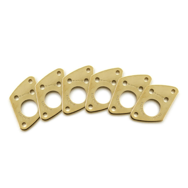 Ratio InvisoMatch Premium Mounting Plates For F Style Screw Hole - Gold