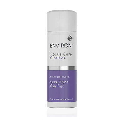 Botanical Infused <br>Sebu-Tone Clarifier