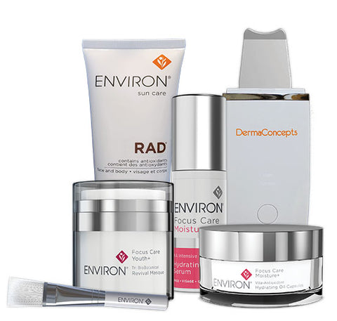 Focus On Radiance<br>& Hydration Collection