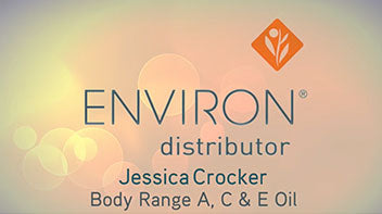 Jessica - Enviorn Body Range A, C & E Oil