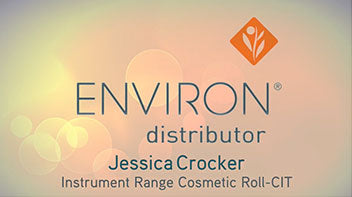 Jessica - Environ Instrument Range Cosmetic Roll-CIT
