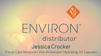 Jessica - Focus Care Moisture+ Vita Antioxidant Hydrating Oil Capsules