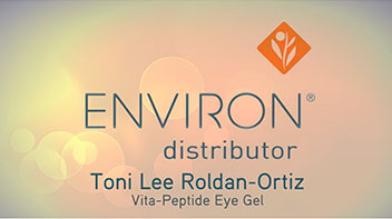 Toni-Lee - Vita-Peptide Eye Gel