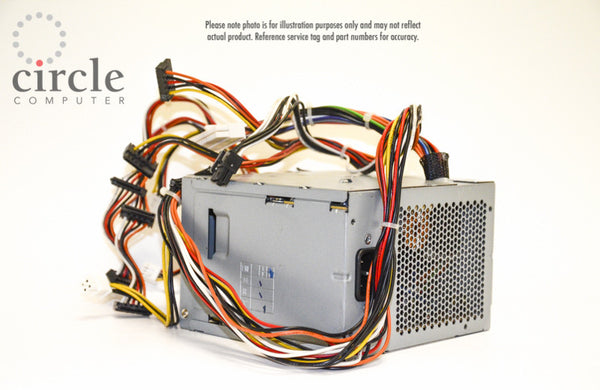 Dell R8042 Optiplex GX520 Mini Tower REBUILT Power Supply