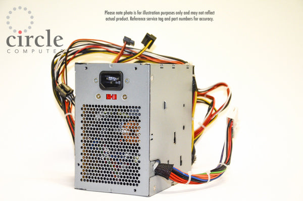 Dell Y2663 Optiplex GX280 Mini Tower REBUILT Power Supply