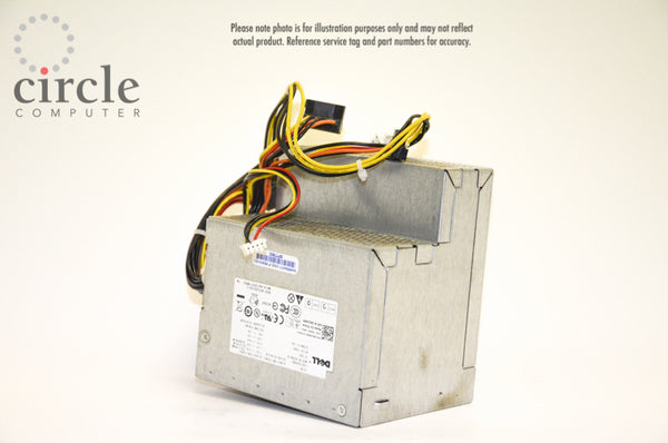 Dell CY826 Optiplex 780 Desktop REBULT Power Supply