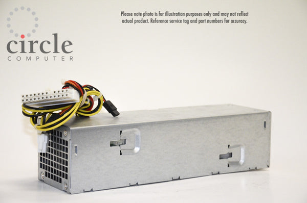 Dell J50TW Optiplex 390 Small Form Factor REBULT Power Supply