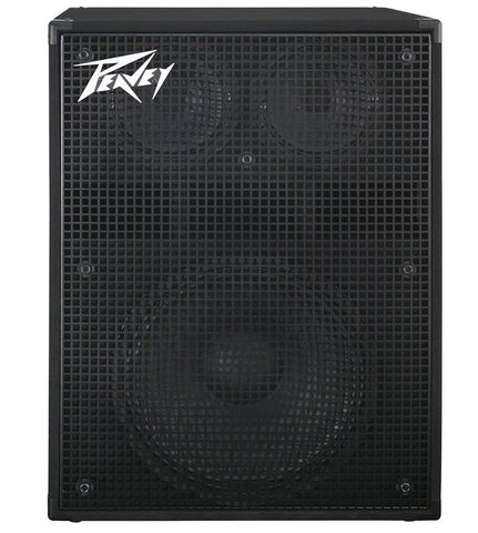 "Peavey PVH 1516 - 1x15"" and 2x8"" 900W Bass Cabinet"
