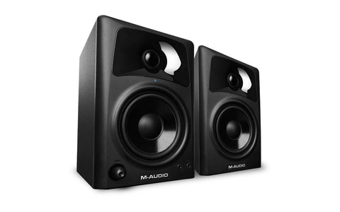 "M-Audio AV42 4"" Powered Studio Monitor"