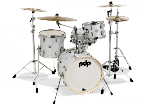 PDP New Yorker 4-piece Shell Pack - Diamond Sparkle
