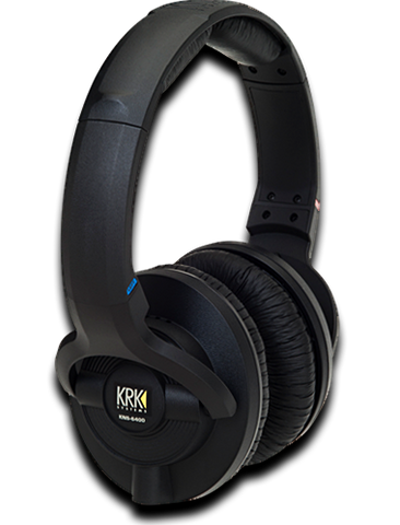 KRK KNS 6400 Studio Monitoring Headphones