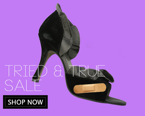 Tried & True Vegan Shoe Sale