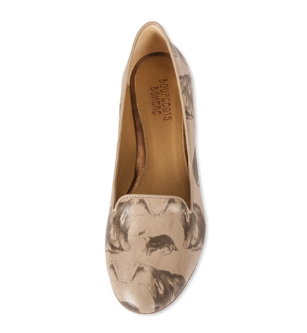 Eloise Loafer in Taupe by Bourgeois Boheme (FS)