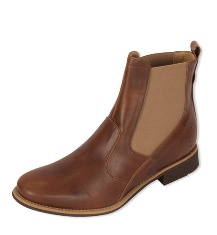 Matilda Boot in Cappuccino by Bourgeois Boheme (FS)