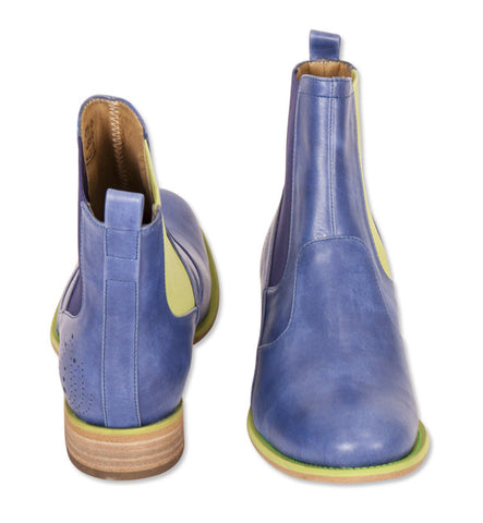 Matilda Boot in Cobalt by Bourgeois Boheme (FS)