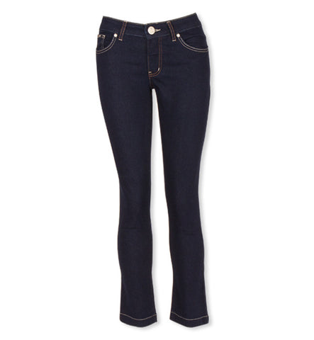 Audrey Ankle Skinnies in Navy by Beija-Flor