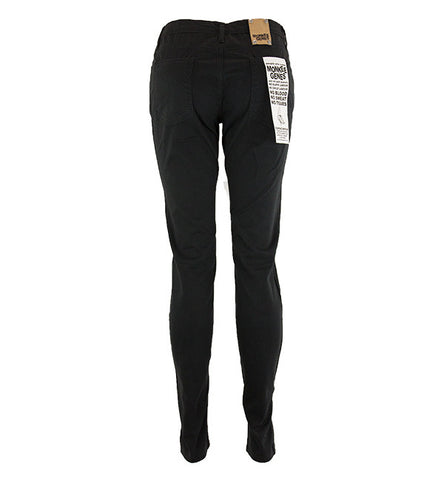 Classic Skinnies in Black Sateen by Monkee Genes (FS)